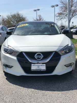 2017 Nissan Maxima SL for Sale in Highland, MD