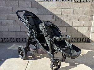 Baby jogger double stroller for Sale in Phoenix, AZ