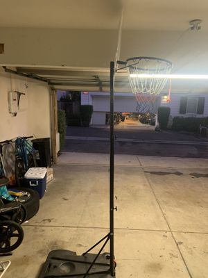 Basketball hoop for Sale in Ontario, CA