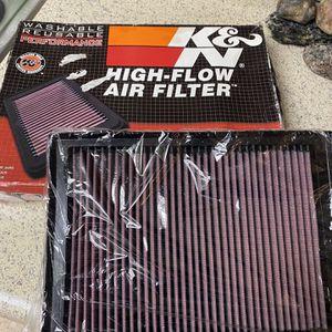 K&N Filter for Sale in Los Angeles, CA