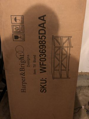 Tv stand new in box for Sale in Portland, OR