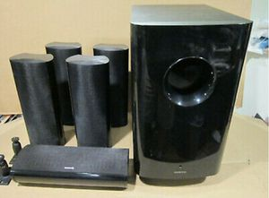 Onkyo SKF-750 series 5 Channel Speakers. *Woofer not included. * for Sale in West Palm Beach, FL