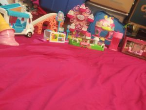 13 PC Shopkins Play set for Sale in Dallas, TX
