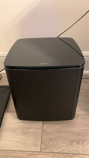Bose acoustimass wireless subwoofer for Sale in Miami, FL