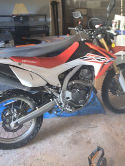 2015 honda crf 250l for Sale in Winder,  GA