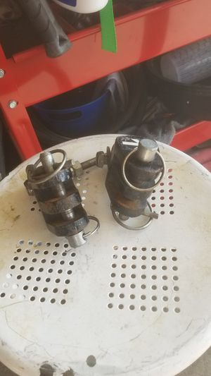Blue ox tow bar adapters for Sale in Bay Point, CA