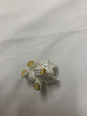 Jeweled hinged collection box paid 25 regular for Sale in Murfreesboro, TN