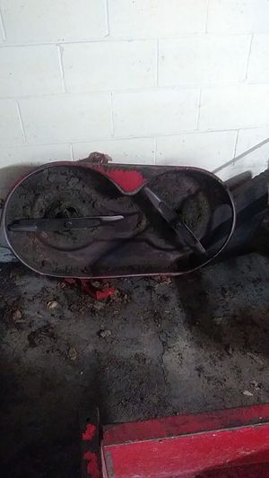 Lawn mower deck off of a Troy-Bilt riding mower for Sale in Wexford, PA