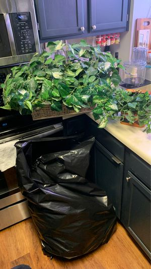 Several ornamental fake silk plants for Sale in Chandler, AZ