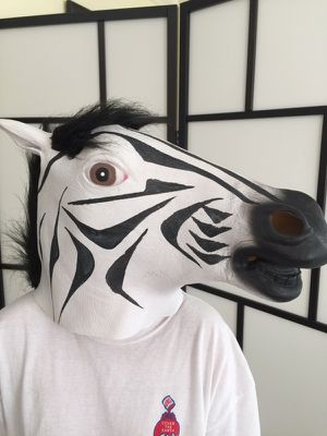 Horse mask for Sale in Boca Raton, FL
