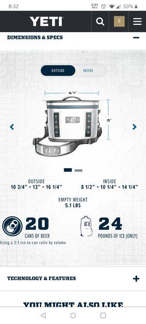 Yeti Hopper flip 18 cooler for Sale in Paramount, CA