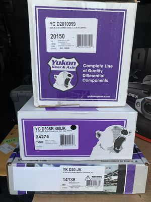 Yukon 4.88 Gear for Jeep Wrangler JK for Sale in Glendale, CA