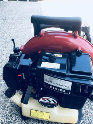 Powerful Gas Blowers like new for Sale in Tacoma, WA
