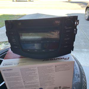 Toyota Rav4 Stereo System Factory Oem for Sale in Fremont, CA