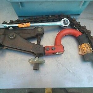 RIDGID 226 Soil Pipe Cutter & Ratchet In-Place Cast Iron Snap Tube Bender Cutter for Sale in San Leandro, CA