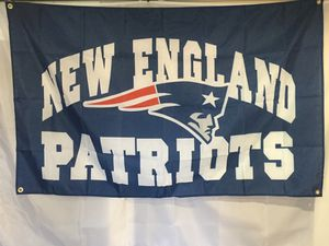 New England Patriots Wall Flag (3'x5') for Sale in Mokena, IL