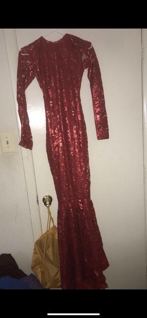 Red party/prom dress for Sale in Hyattsville, MD