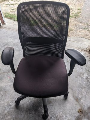 Black Desk Chair for Sale in San Mateo, CA