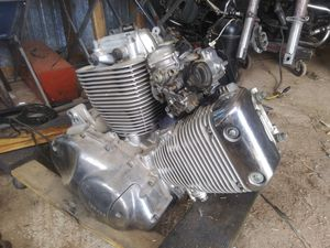 2005Yamaha V-Star 1100 CC motors for sale and also all the parts that were in our shop we are moving out and going into another business for Sale in Abilene, TX
