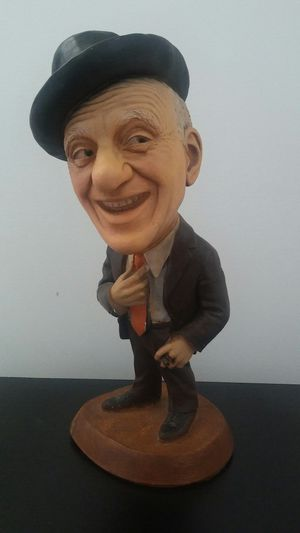 Statue Jimmy Durante for Sale in Boca Raton, FL