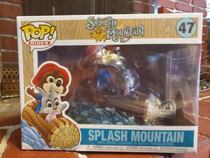 Funko Pop Splash Mountain Ride Disneyland Exclusive for Sale in Pico Rivera, CA