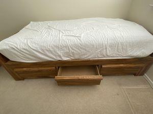 Bedroom Set Kids Twin Bed, Dresser, Night Stand Excellent Shape for Sale in Henderson, NV