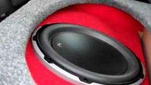 JL audio subwoofer for Sale in HALNDLE BCH, FL