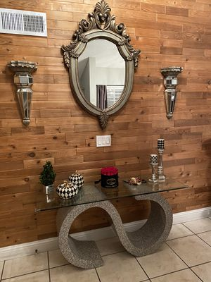 Entry console sofa accent table for Sale in San Jose, CA