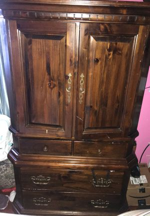 Dresser, nightstand, headset, for Sale in Silver Spring, MD