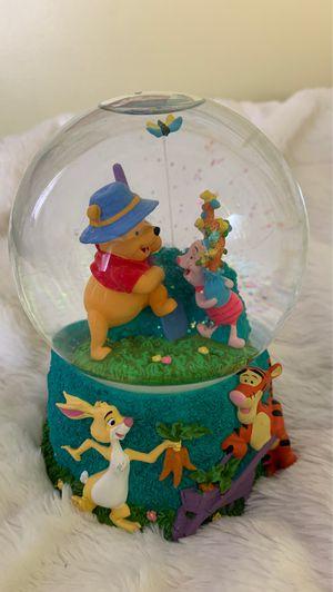RARE 1963 Winnie the Pooh Snow Globe Perfect Condition for Sale in Manassas, VA