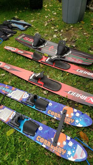 wakeboard water skis rope tube etc for Sale in Everett, WA