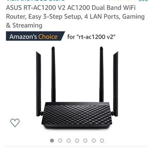 ASUS Dual Band RT AC1200 router for Sale in Plano, TX