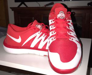 Nike Free Trainer Ohio State shoes for Sale in Trenton, OH
