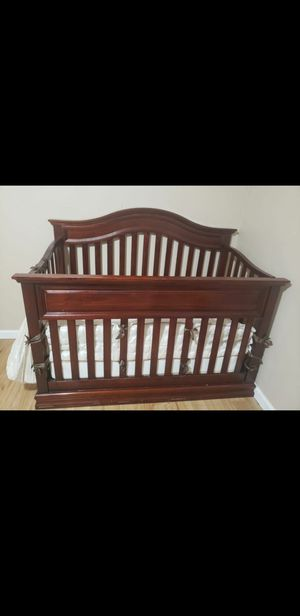 Crib with mattress for Sale in Trinity, NC
