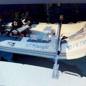 St. Croix REMOVABLE DAVITS SS for Sale in El Segundo, CA