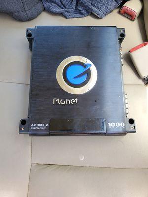 Planet Audio amplifier for Sale in Glen Burnie, MD