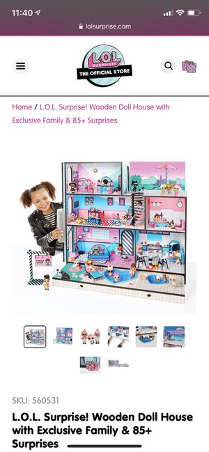 Lol doll house for Sale in Hampstead, MD