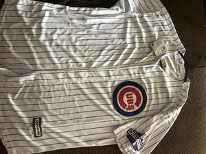 Chicago cubs jersey for Sale in Avondale, AZ