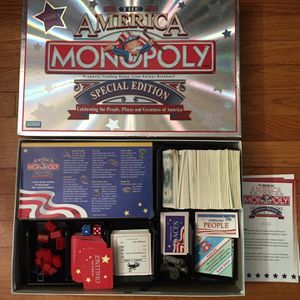 Special Edition Monopoly for Sale in Los Angeles, CA