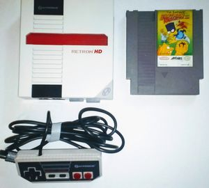 Classic Nintendo Gaming System Hyperkin RetroN 1 HD Console for Sale in San Antonio, TX