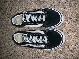 Boy or girl Vans for Sale in Puyallup, WA