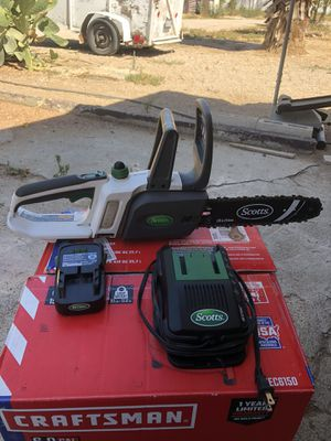 Chainsaw CHEAP!!!!👀 for Sale in Riverside, CA