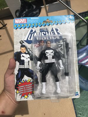 The Punisher Action figure for Sale in Fort Myers, FL