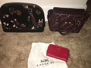 Authentic Coach handbags for Sale in Bowie, MD