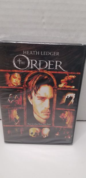 The order dvd movie for Sale in Piney Flats, TN