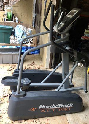 Elliptical machine! Nordictrack Pro! for Sale in Acworth, GA