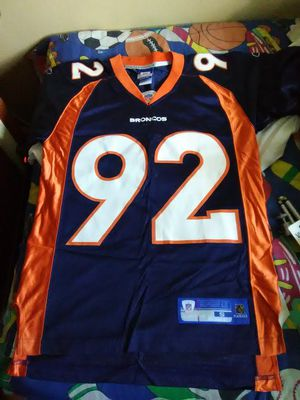 BRONCOS JERSEY SIZE SMALL ADULT for Sale in Escondido, CA