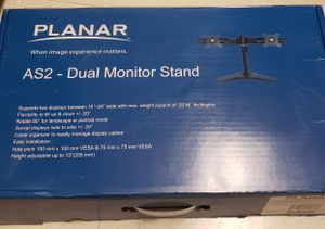 Dual Monitor Stand for Sale in Tempe, AZ