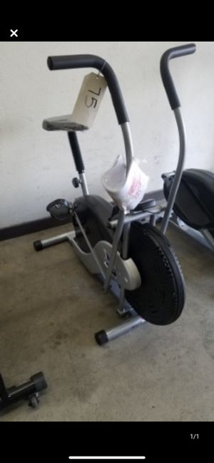 Body rider air bike for Sale in Rancho Cucamonga, CA