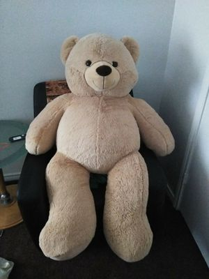 Giant teddy bear bought recently for Sale in Rockwall, TX